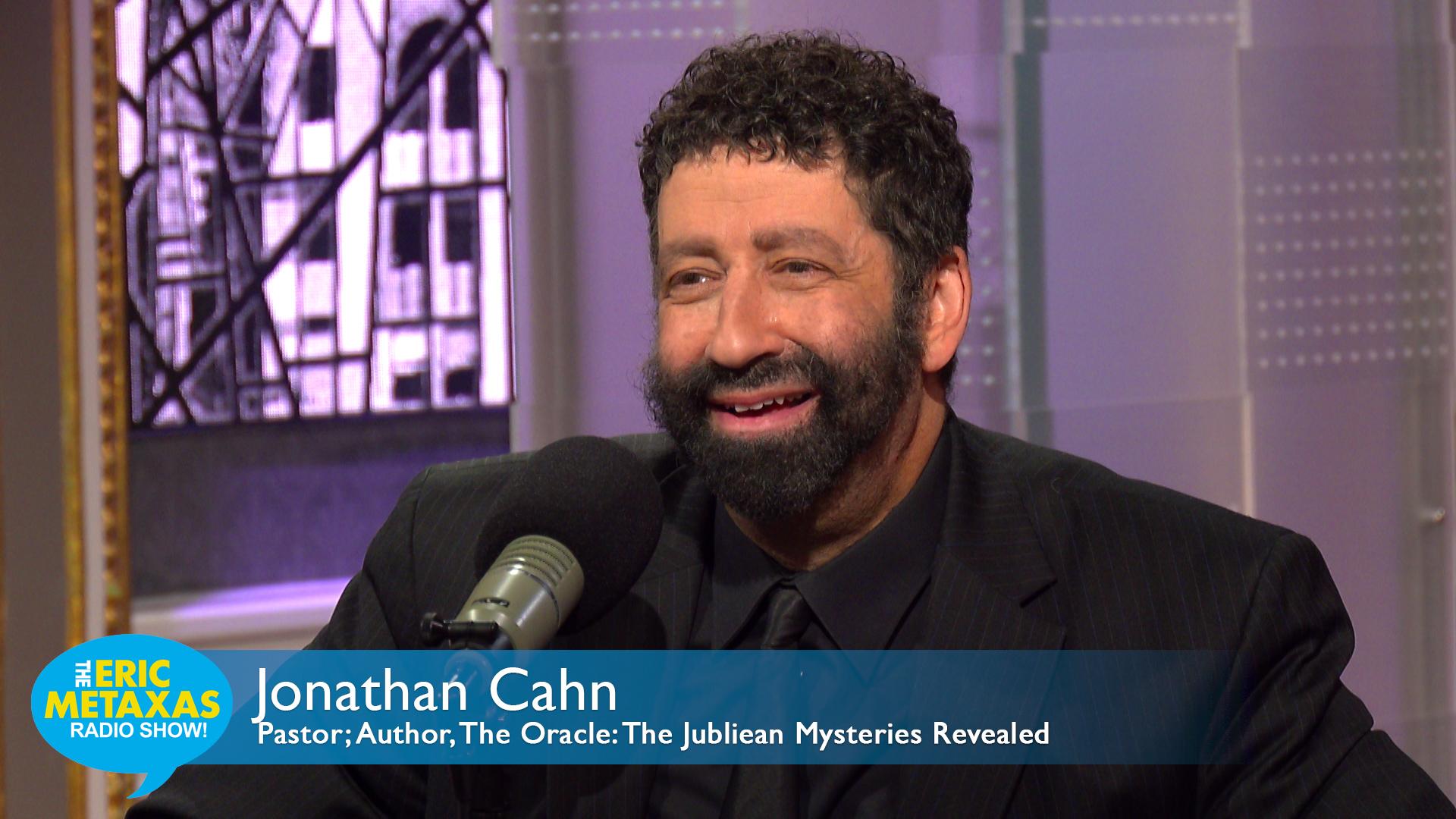 Jonathan Cahn: The Oracle - Metaxas Super - The Eric Metaxas Show Podcast